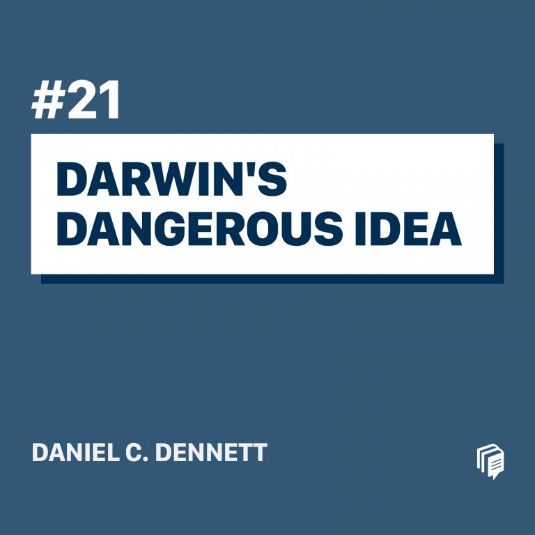 خلاصه کتاب ایده خطرناک داروین