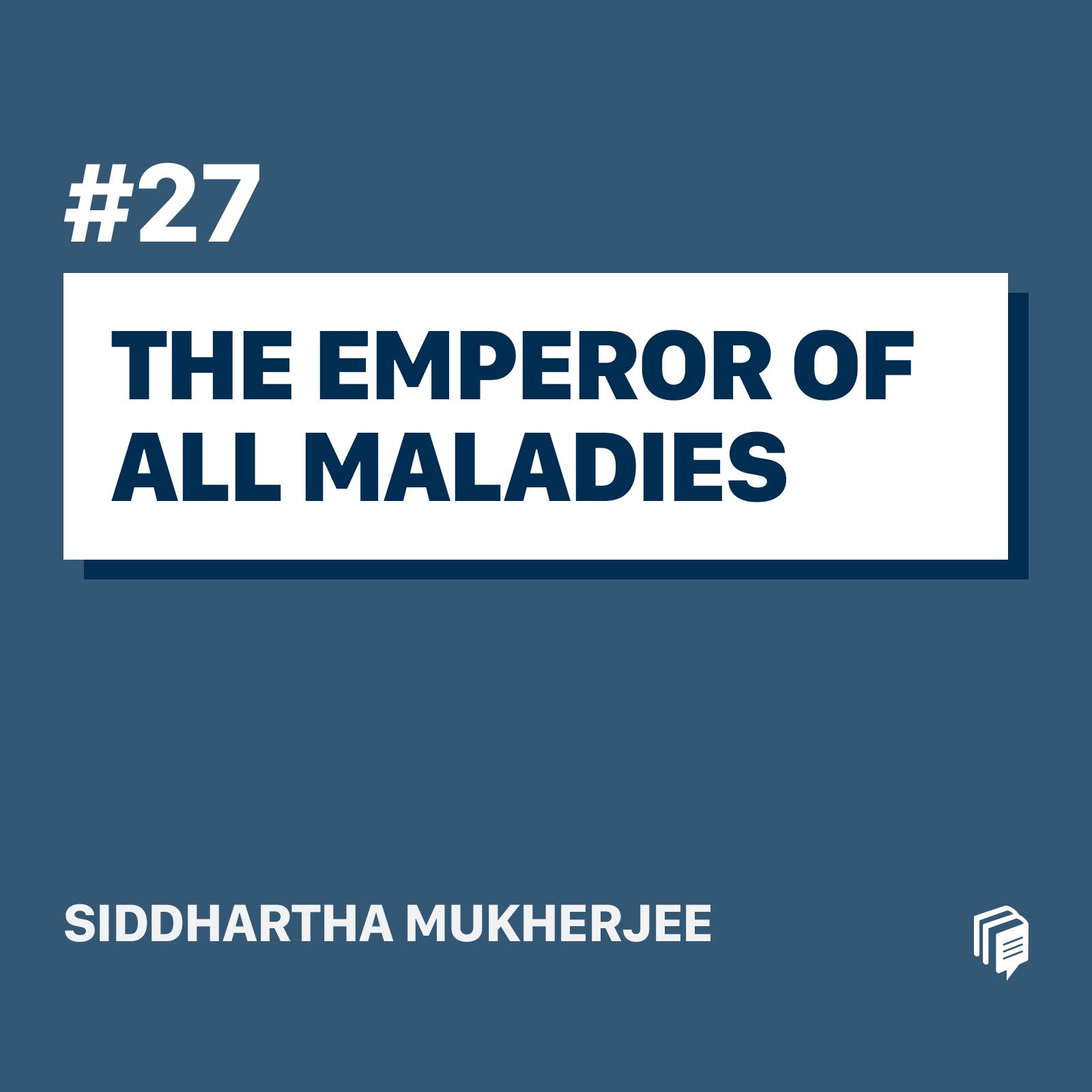 خلاصه کتاب امپراتور همه بیماریها