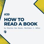 خلاصه کتاب چطور کتاب بخوانیم