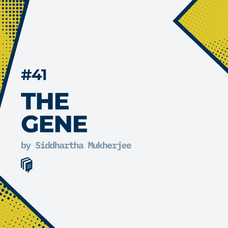 خلاصه کتاب ژن تاریخ خودمانی