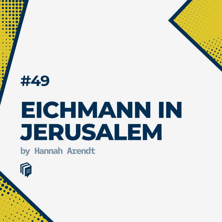 خلاصه کتاب آیشمن در اورشلیم
