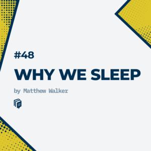 خلاصه کتاب چرا می خوابیم