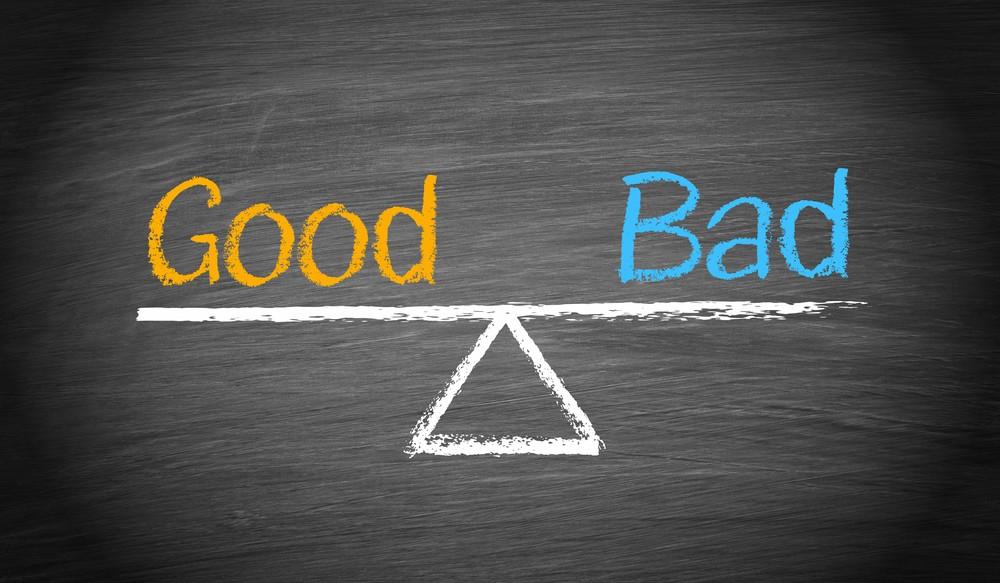 چرا بد از خوب قوی تر است