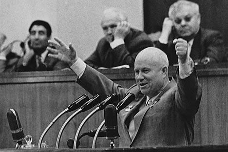 سخنرانی خروشچف چطور مسیر شوروی را تغییر داد