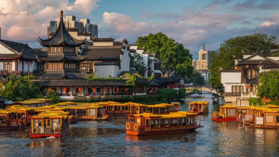 نانکینگ شهری هزارساله در چین