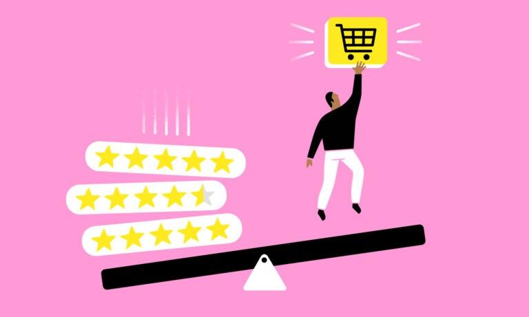 نظرات آنلاین منفی بیشتر از نظرات مثبت جلب توجه میکنند